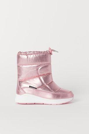 Сапожки, ботинки,сапоги H&M