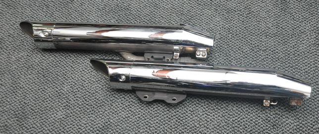 Wydech tłumik oryginalny do Honda VTX 1800