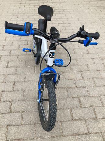 Rower dziecięcy 16 cali firmy BTWIN