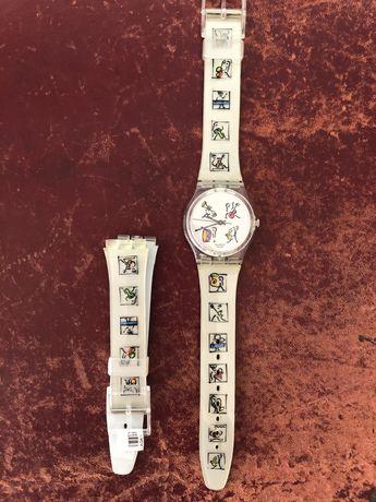 Relógio Swatch INSTRUMENTAL 2001