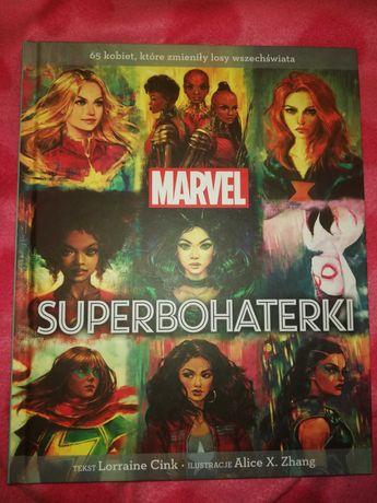 Marvel superbohaterki