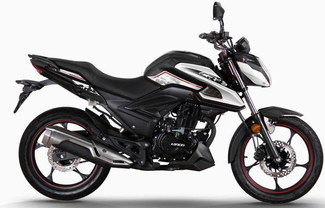 Мотоцикл Loncin CR3 200 Хит продаж !! Новинка 2020! АКЦИЯ!!