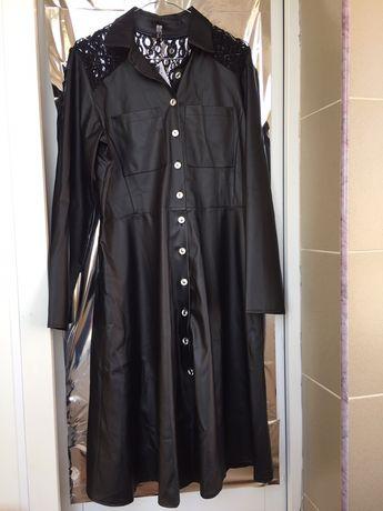 Платье BALANI новое с рукавом