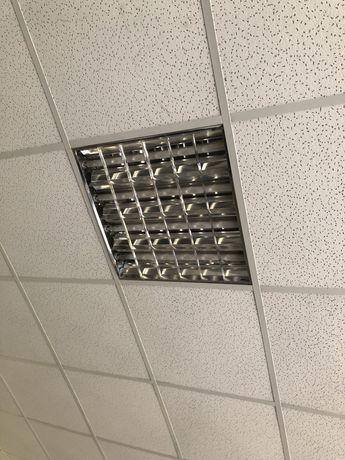 Растровый светильник