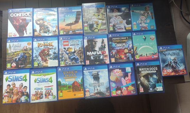 Gra gry ps4 PlayStation możliwa wysyłka