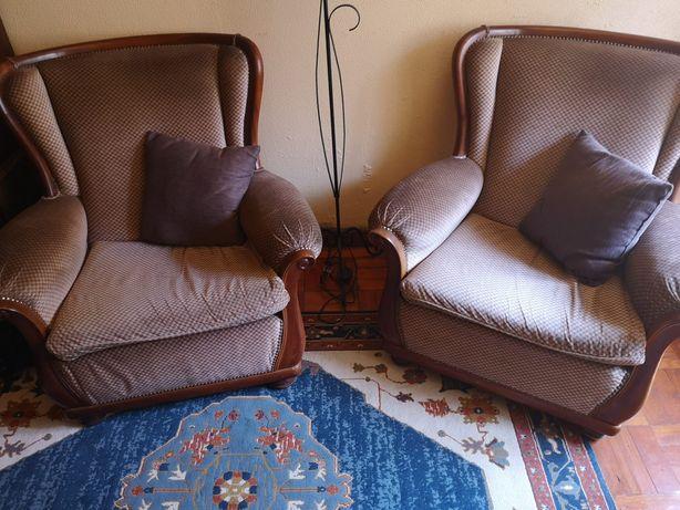 2 Poltronas sofa