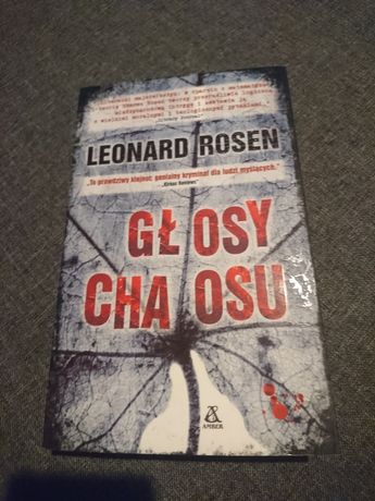Głosy chaosu Leonard Rosen
