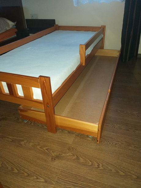 Łóżko z szufladą