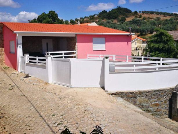 Casa do Forno do Ti Correia - próxima da Praia Fluvial do Azibo