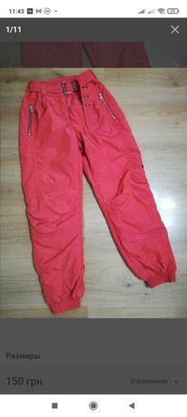 Лыжные штаны полукомбинезон Allsport p.М