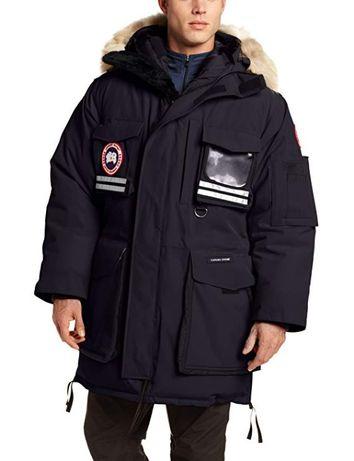 Canada Goose Snow Mantra - Męska Kurtka Puchowa -30 ° C I PONIŻEJ XL/G