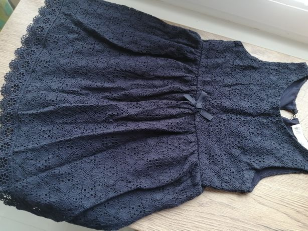 Sukienka koronkowa H&M r110