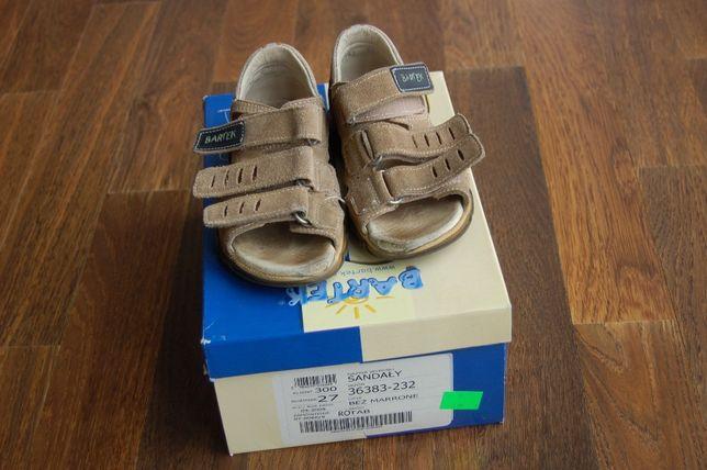 Sandały chłopięce Bartek 27