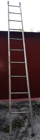 Лестница из нерж.трубы-3.7метра.
