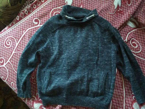 Нарядный джемпер свитер 3-5 лет