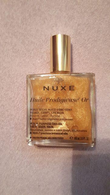 Nuxe Prodigieuse suchy olejek z drobniakami 100ml