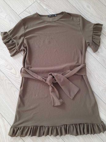 Sukienka khaki MINI