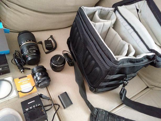 Canon 5 DMark 2