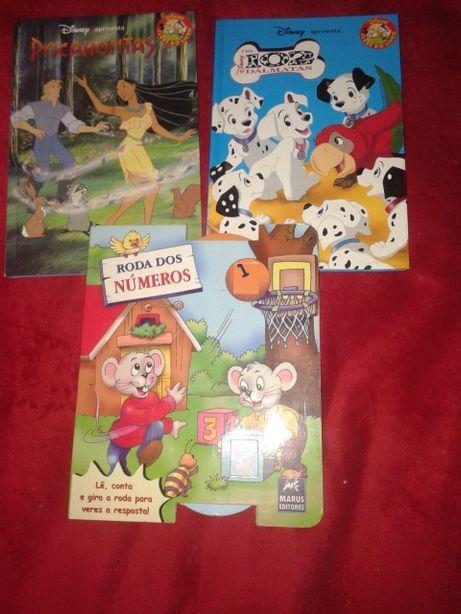 Lote livros infantis