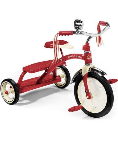 Rowerek Radio Flyer Red Dual Deck Tricykle Rowerek Trzykołowy