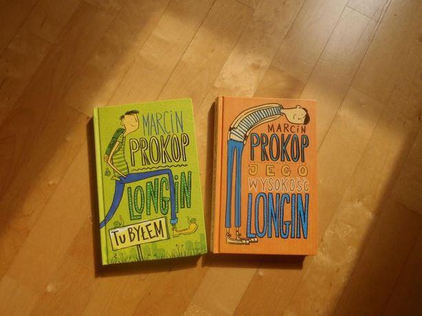 książka w 2 częściach - Login tu byłem i Jego wysokość Login