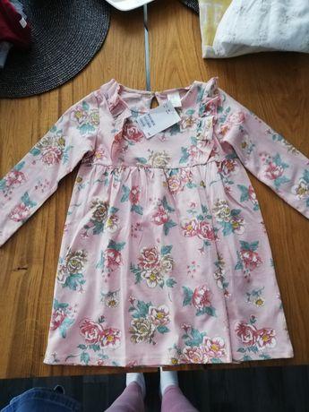 Sukienka nowa w stylu newbie rozmiar 98
