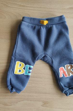 Ciepłe spodnie dla chłopca