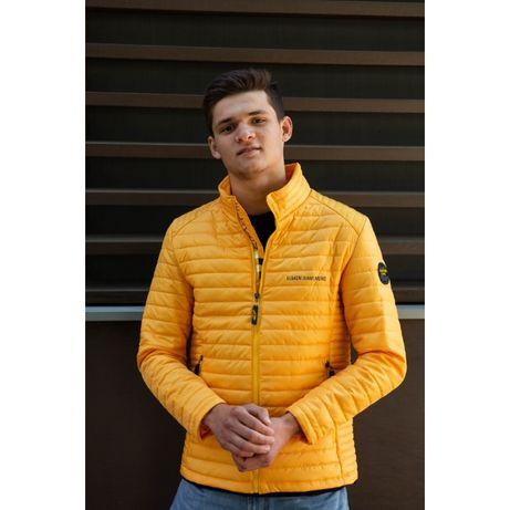 Ветровка р46-52!мужская куртка бомбер демисезонная подростковая