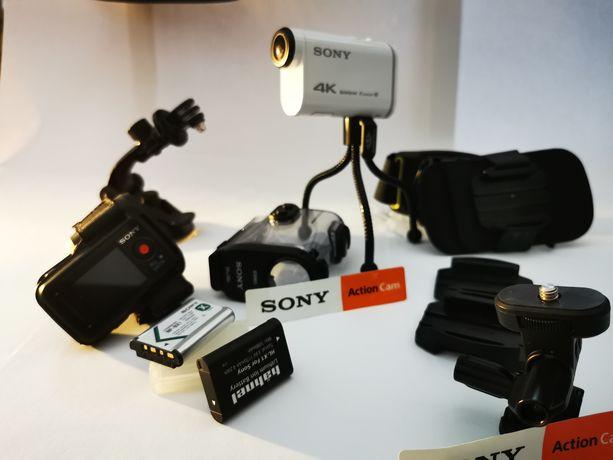 Kamera sportowa Sony  FDR-X1000VR + akcesoria