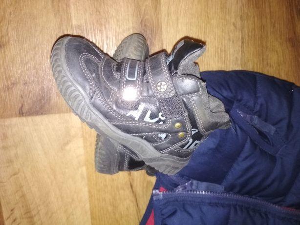 Кожаные ботинки  next