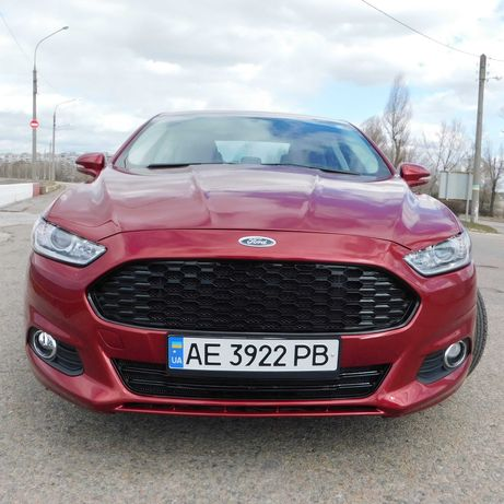 Ford Fusion 2015 2.5