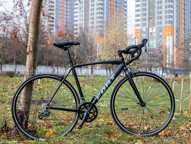 Новый шоссейный велосипед Fort Tour Pro 530 M(Shimano Claris)