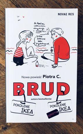 Nowa powieść Piotra C. BRUD