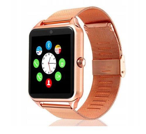 Smartwatch, Zegarek z SIM z 34 funkcjami telefonu, model 2021, HIT!