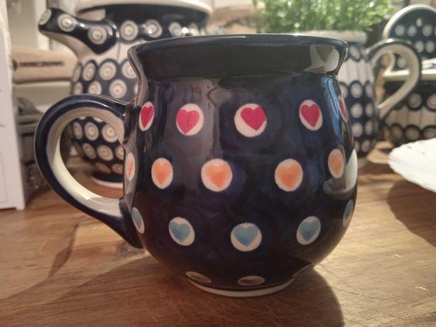 Ceramika Bolesławiec kubek