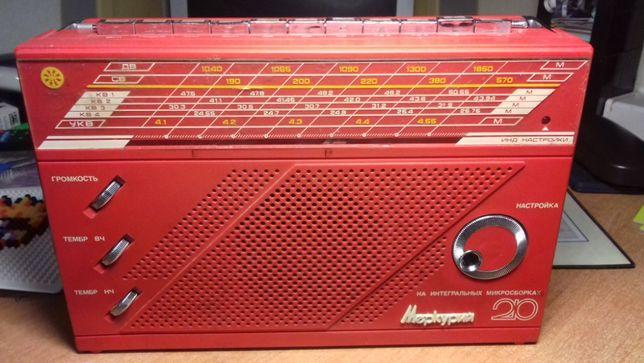 Радиоприемник Меркурий 210