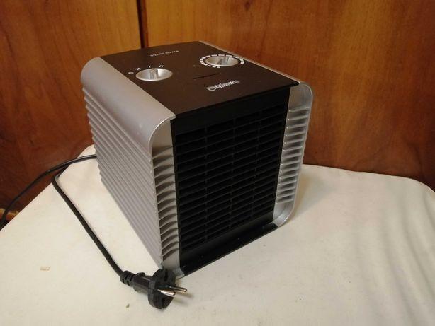 Тепло-вентилятор Maestro MR 924 750W / 1500W Серебристый + черный