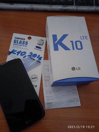 Телефон LG K10 LTE идеальное состояние