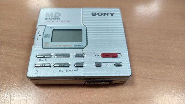 SONY MZ-R90 Плеєр