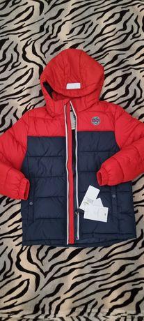 Деми куртка H&M 134.140 Оригинал