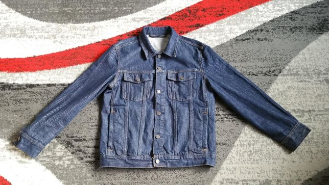 Kurtka jeansowa vintage
