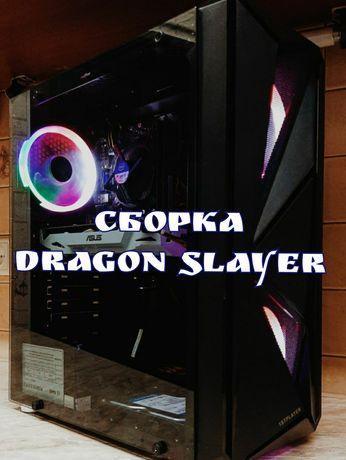 Игровой компьютер Топ i5 gtx 1060 ssd hdd вихрь