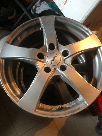 4 Michelin Letnie + Felgi Dezent 17 Opel Chevrolet 7Jx17H2 ET43