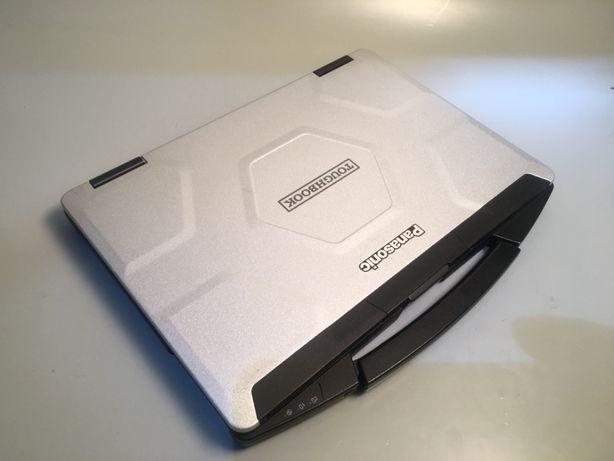 Промышленный защищенный ноутбук Panasonic CF-54 i5 СТО Автодиагностика