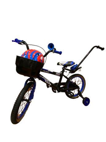 Rowerek Rower dziecięcy 16 BMX HP KASK PROWADNIK Kółka Wysyłka