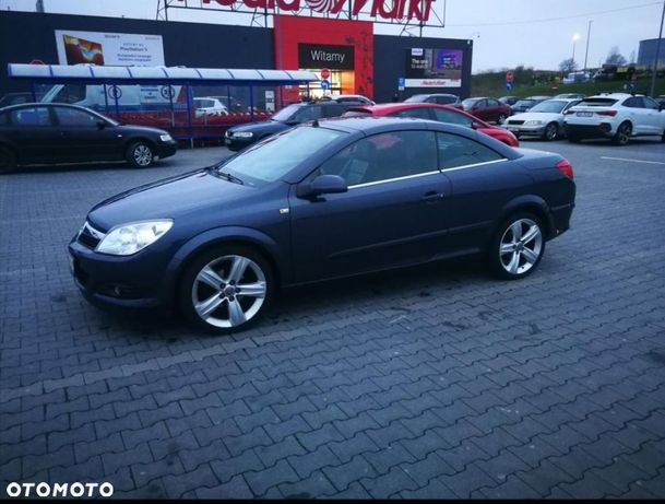 Opel Astra Opel Astra H Twin Top