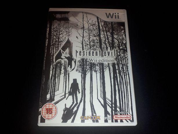 Resident evil 4 WII edition Warszawa