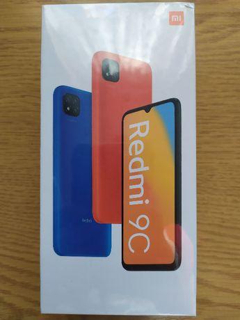 Xiaomi Redmi 9C 2/32GB midnight gray