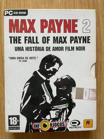 Jogo Max Payne 2 original Pc