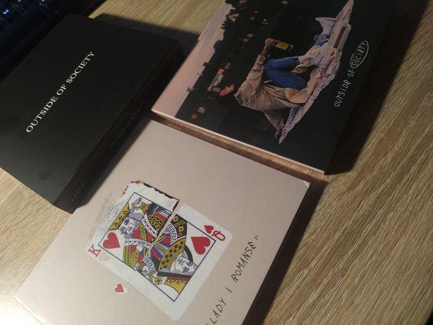 Kartky Outside of Society + Ballady i romanse